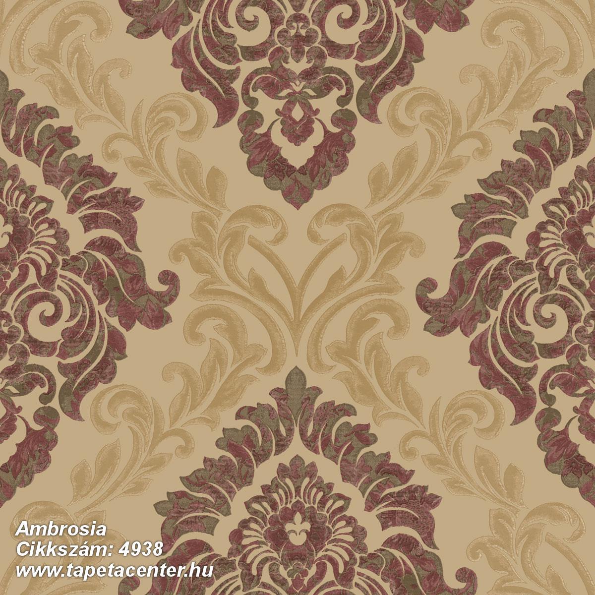 Ambrosia - 4938 Olasz tapéta